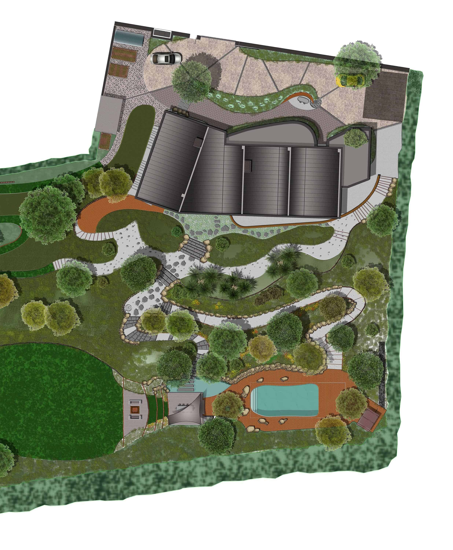 Avoid bad design, Visual Appraisal. Use Good, the best landscape design architects
